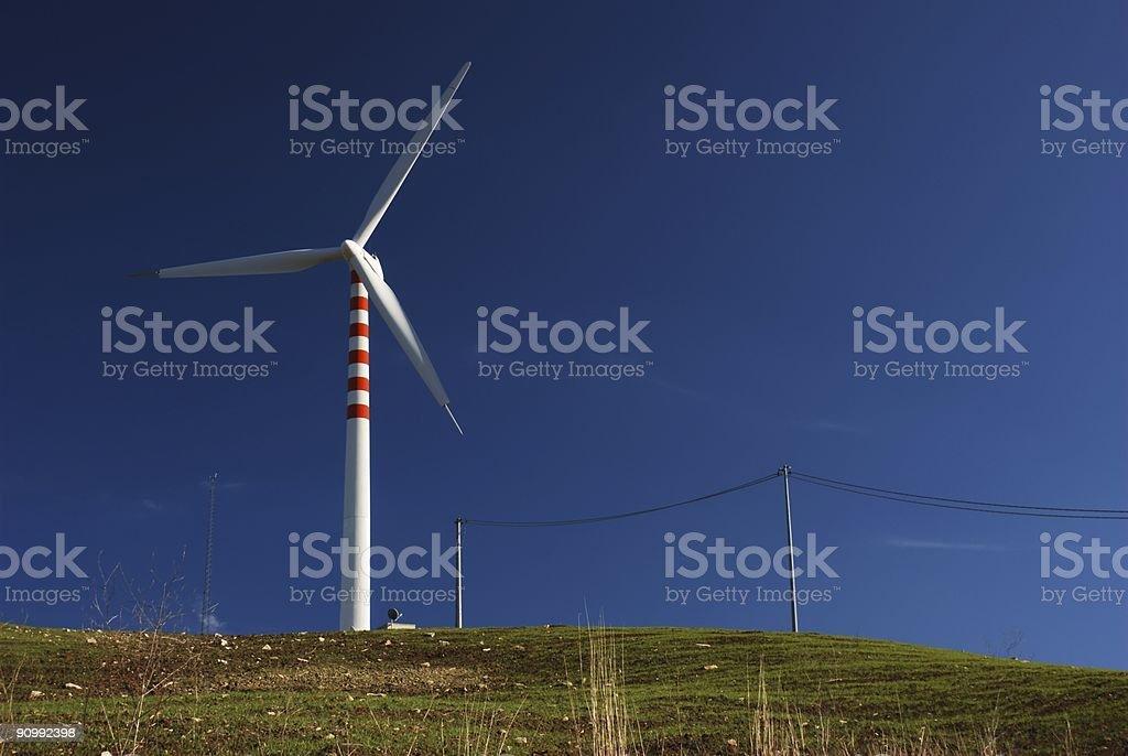 Clean generator royalty-free stock photo