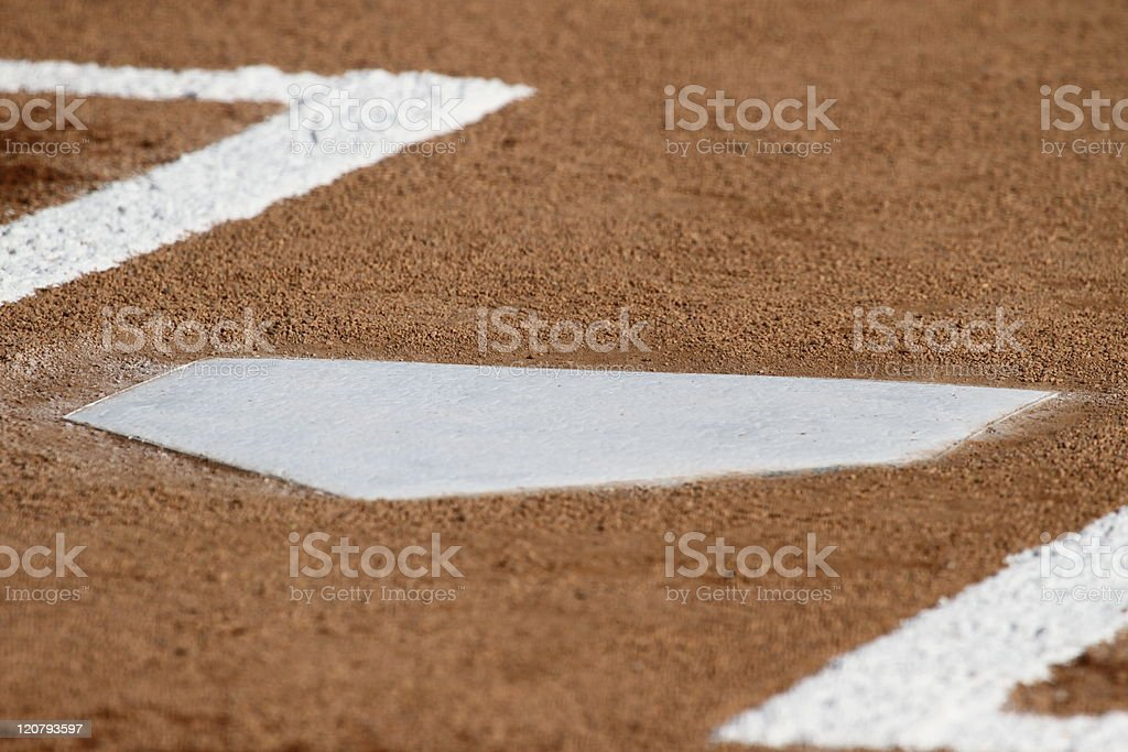 Clean Kept Home royalty-free stock photo