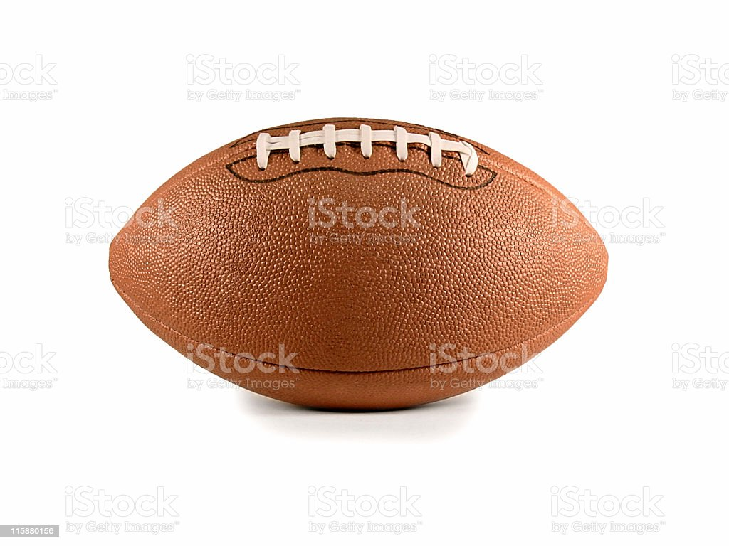 Clean New Football stock photo