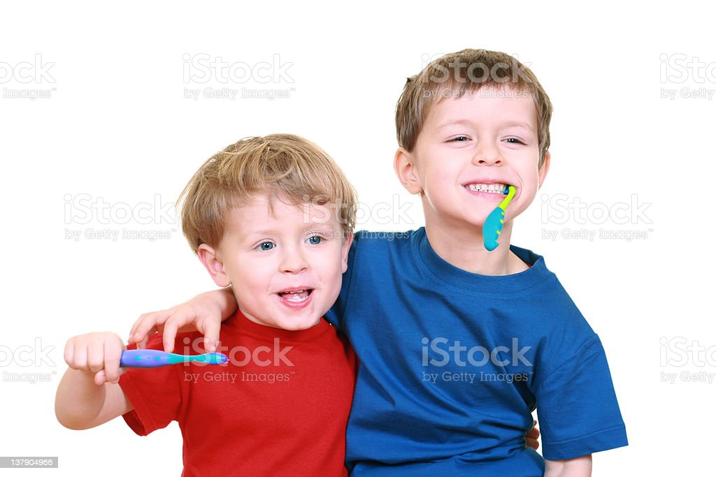 clean teeth royalty-free stock photo