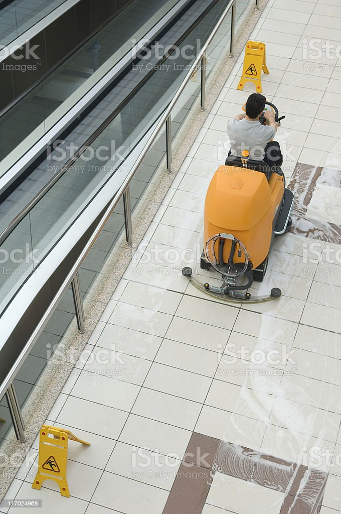 clean up stock photo