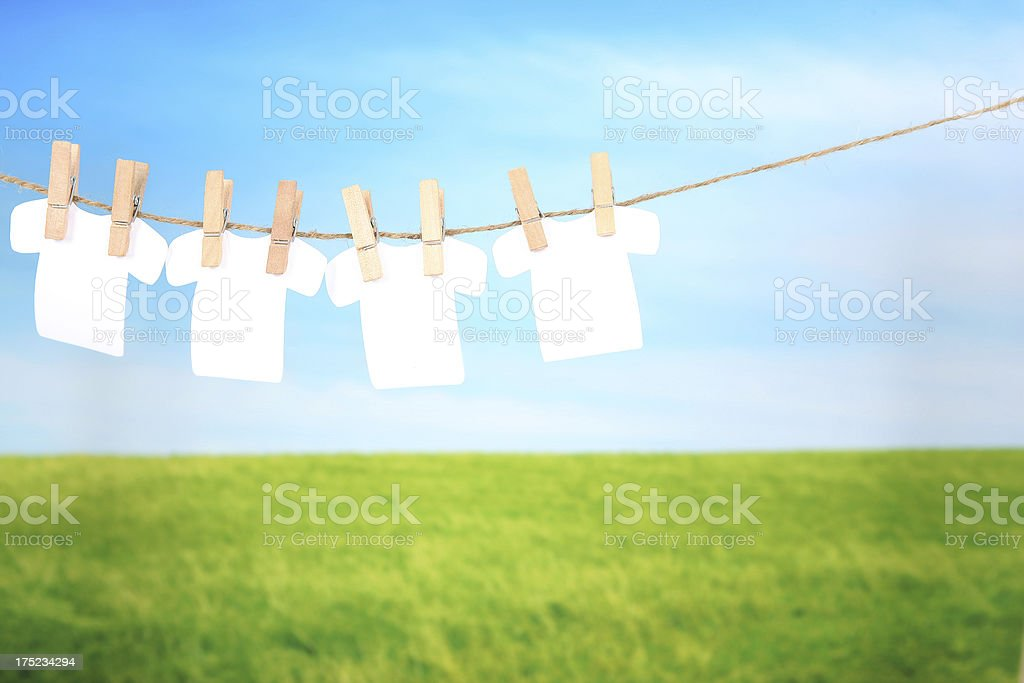 Clean Washing royalty-free stock photo