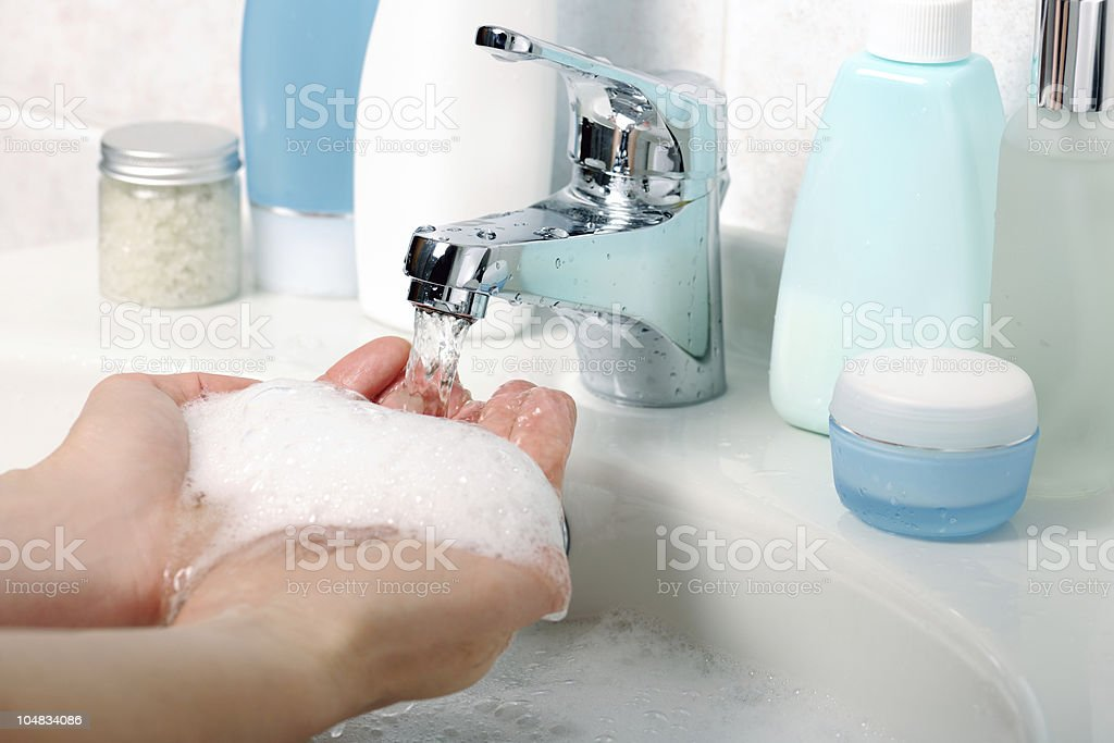 cleaness royalty-free stock photo