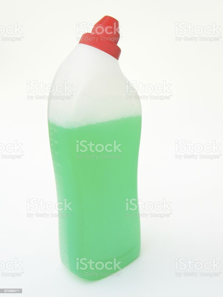 Cleaning Agent royalty-free stock photo