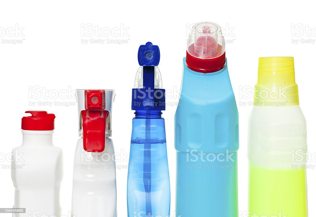 Cleaning concept royalty-free stock photo