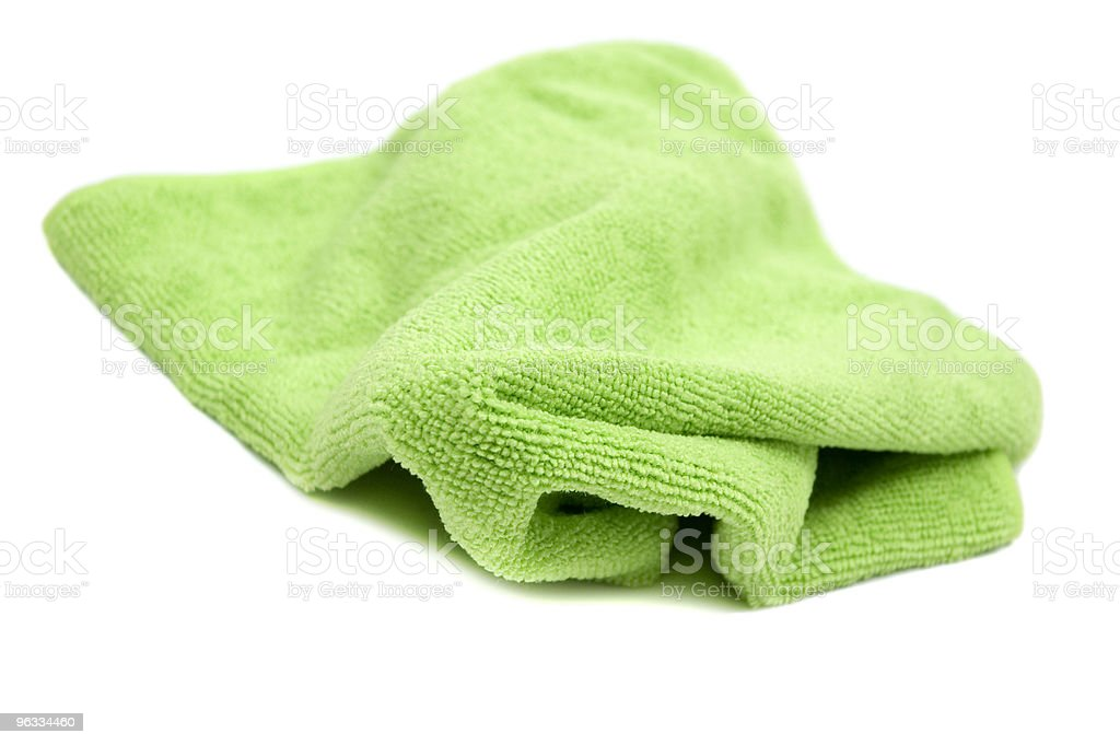 Cleaning Rag royalty-free stock photo