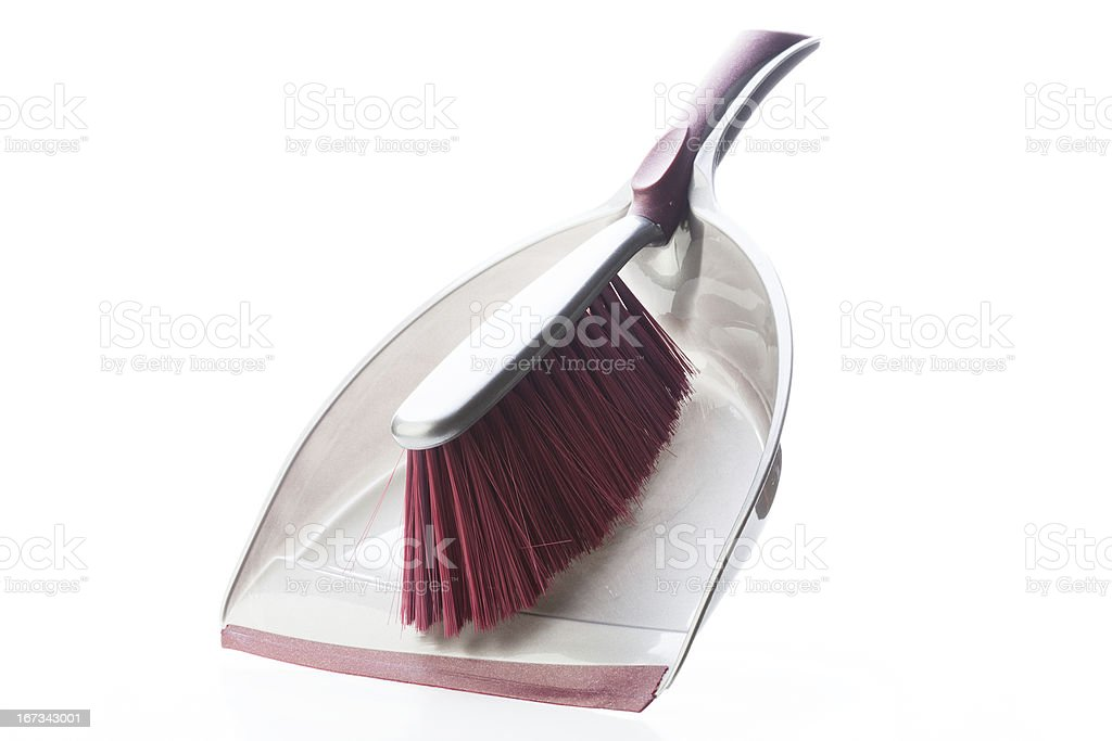 Cleaning tools royalty-free stock photo