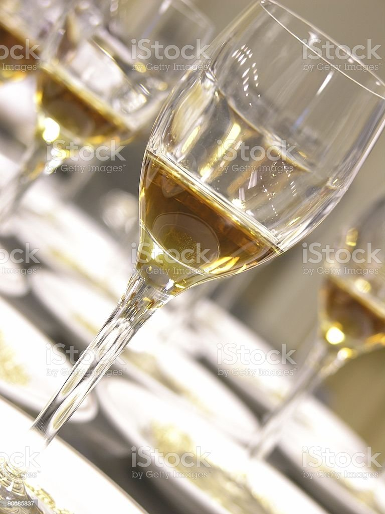 Cleanse The Palate royalty-free stock photo