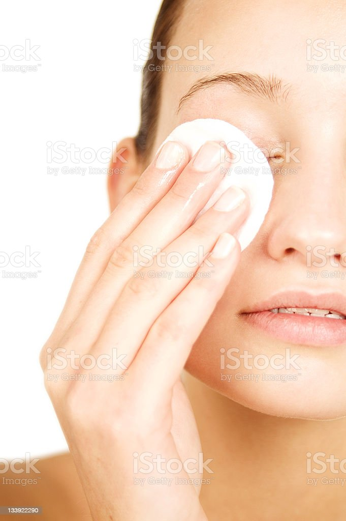 Cleansing stock photo