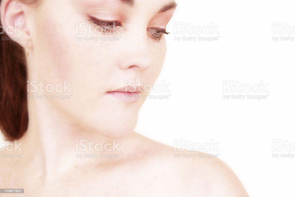 Clear Beauty stock photo
