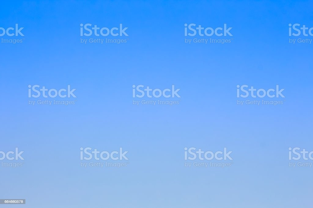 Clear blue sky as a background wallpaper, pastel sky wallpaper stock photo