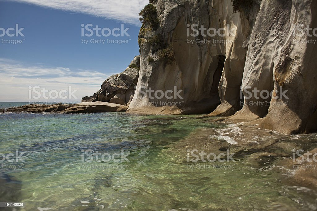 Clear Cove stock photo