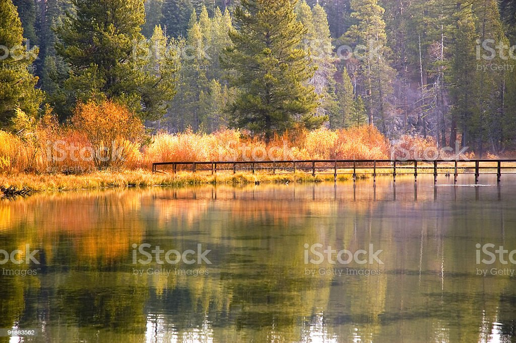 Clear Creek royalty-free stock photo
