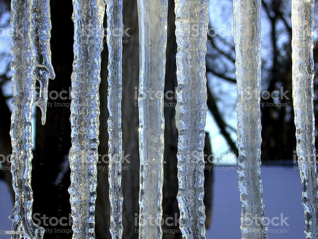 clear ice royalty-free stock photo