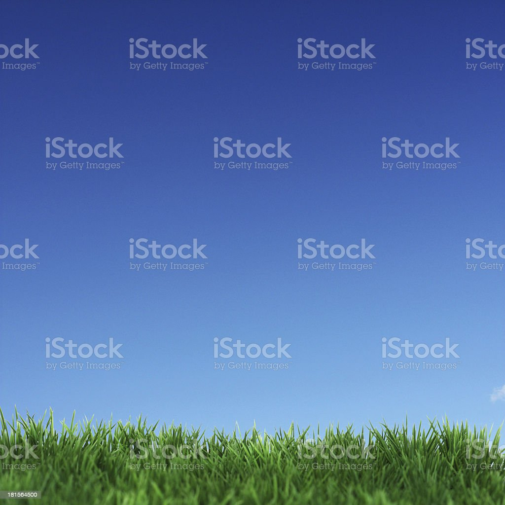 Clear Sky royalty-free stock photo