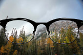 Clear Vision autumn Mountains