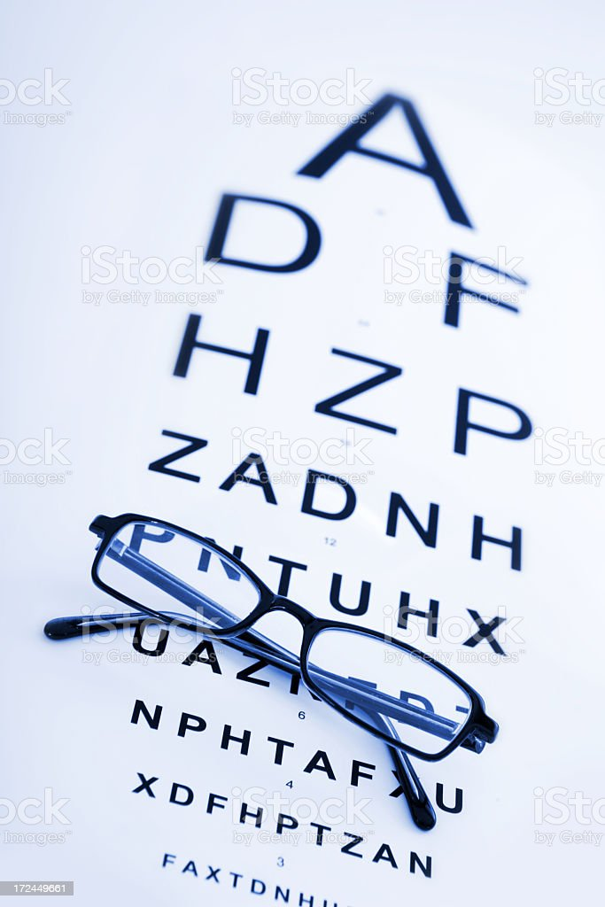 Clear Vision royalty-free stock photo