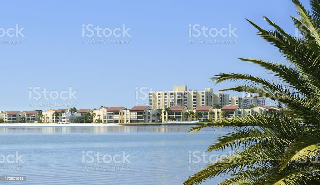 Clearwater Beach, FL stock photo