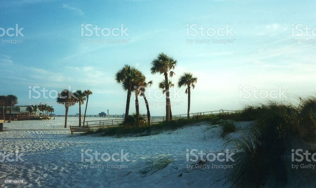 Clearwater Beach, Florida, United States stock photo