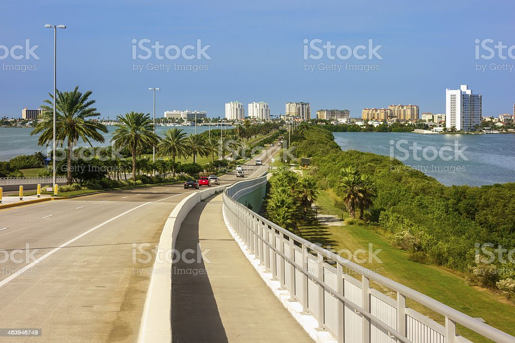Clearwater, Florida, USA stock photo