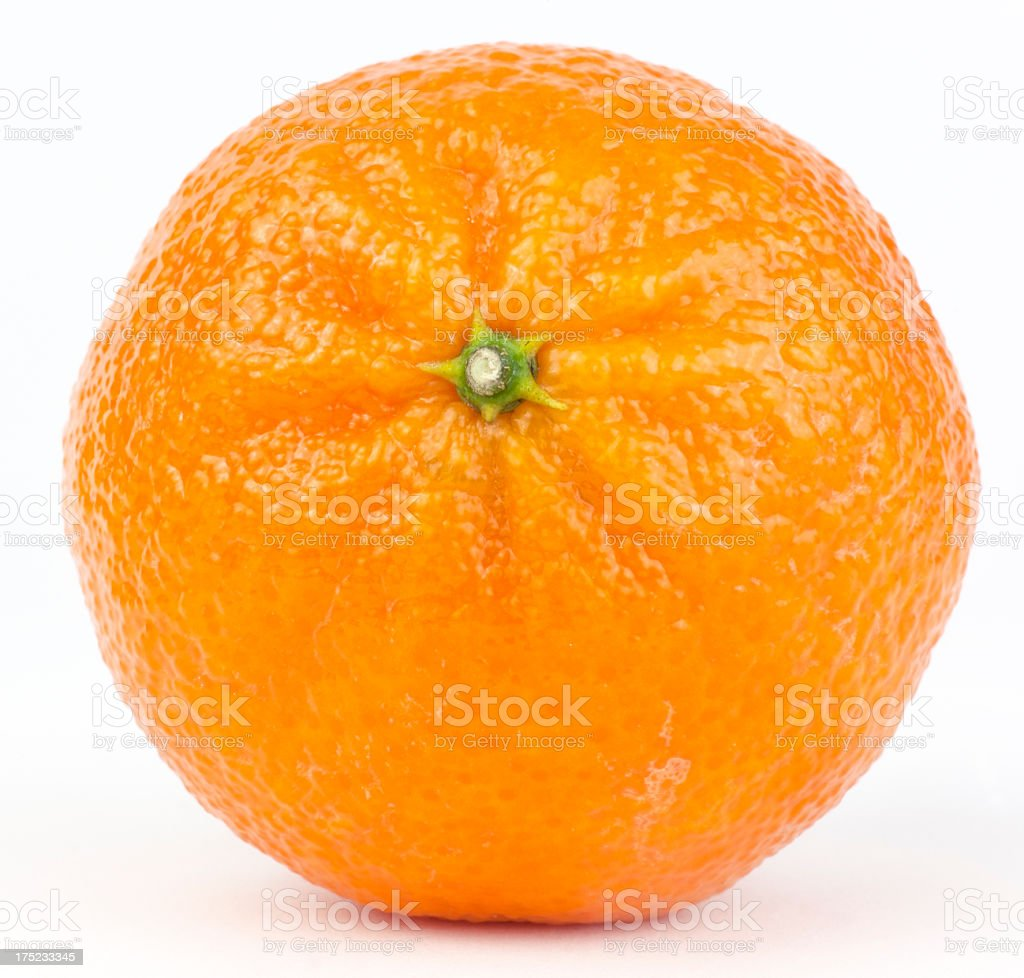 Clementine royalty-free stock photo