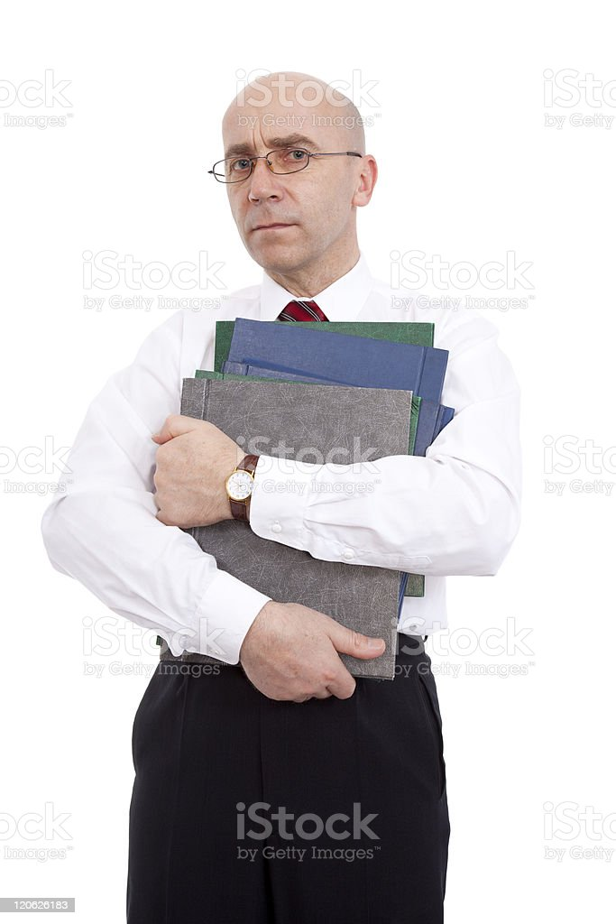clerk stock photo