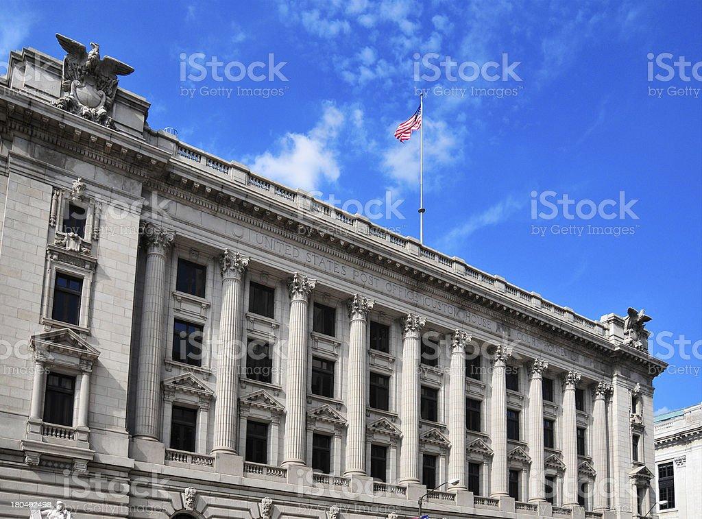 Cleveland, Ohio, USA: Metzenbaum Courthouse and post office stock photo