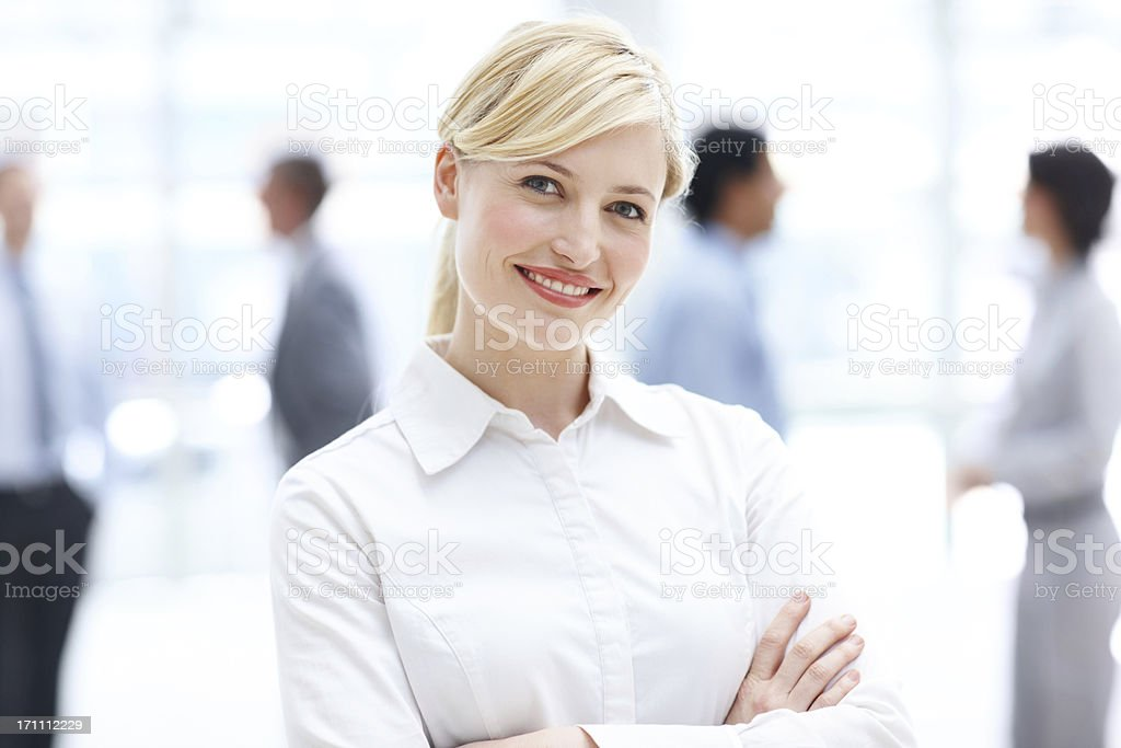 Clever as they come royalty-free stock photo