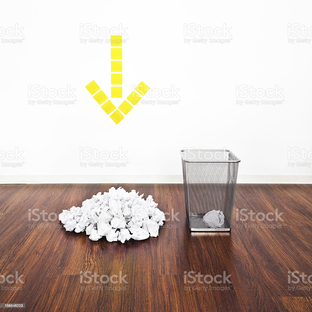 Clever stock photo