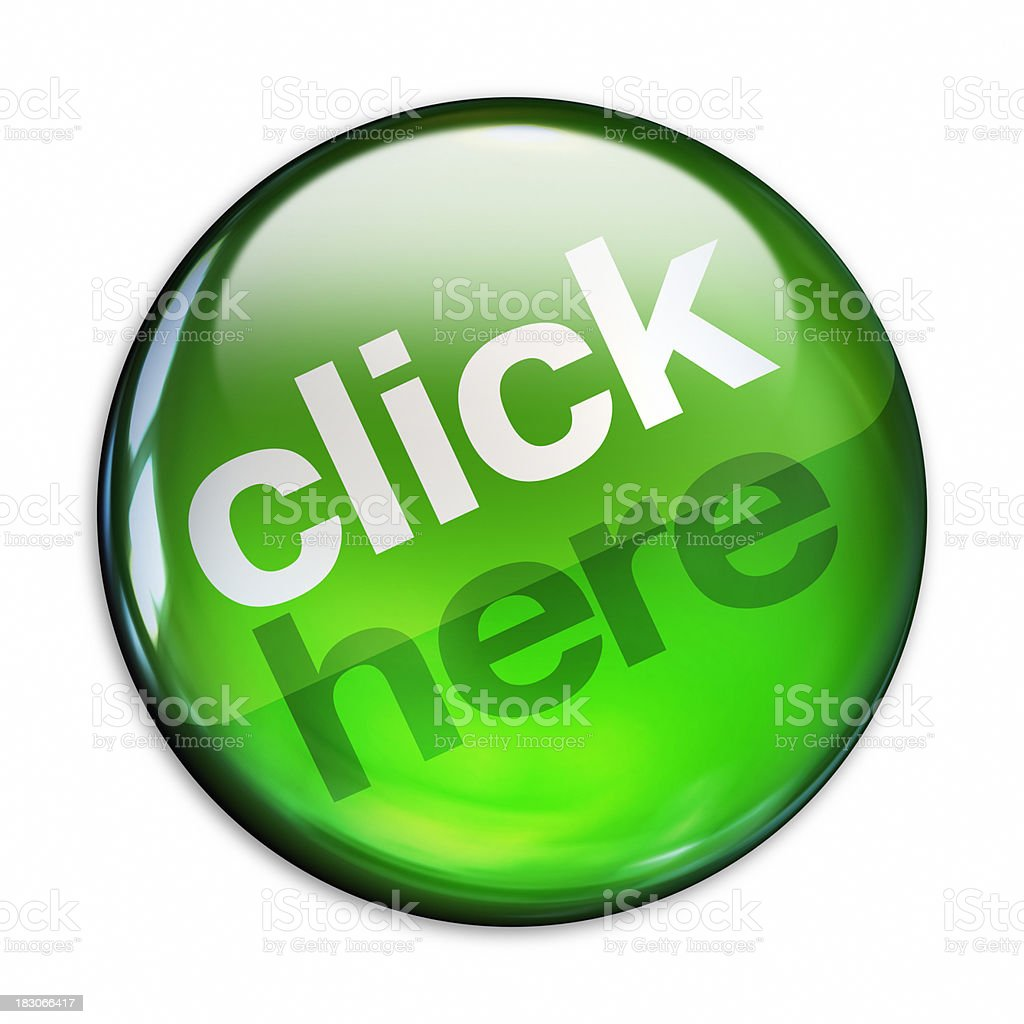 Click here royalty-free stock photo