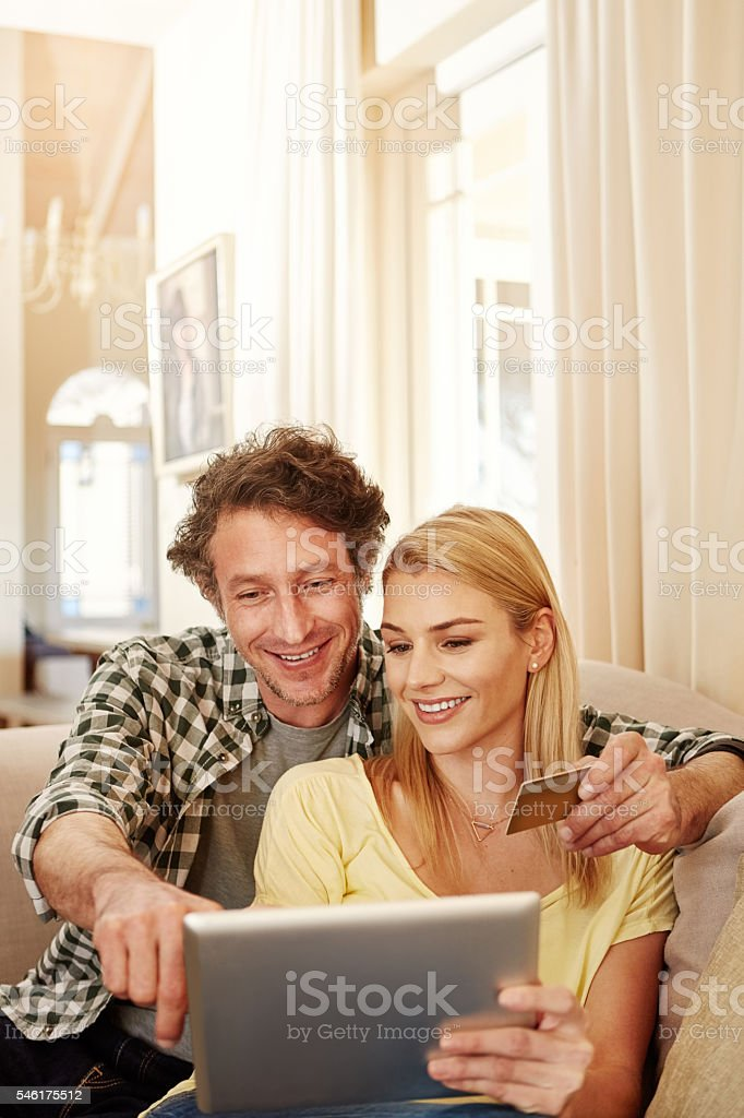 Click on that one stock photo