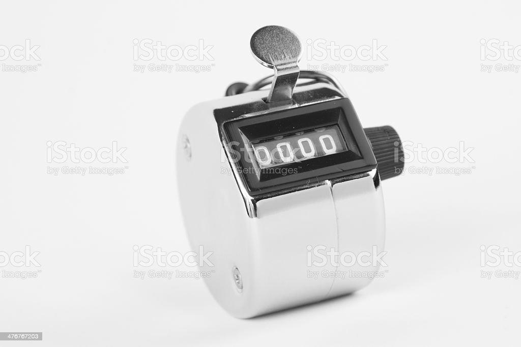clicker stock photo