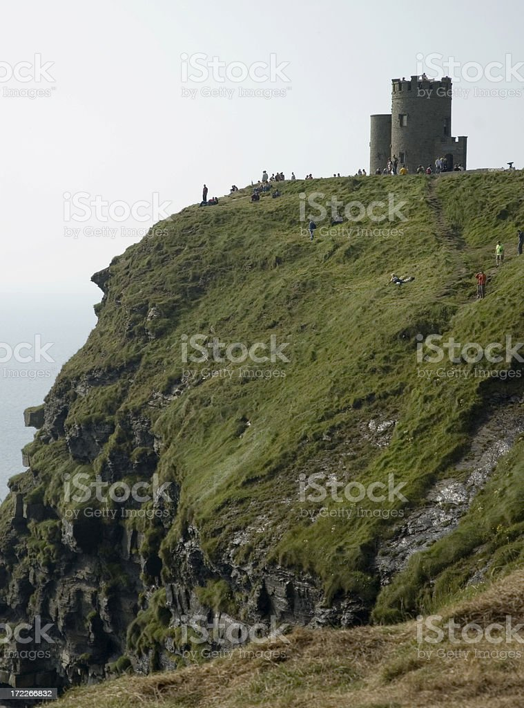 Cliff of Moher, Ireland royalty-free stock photo
