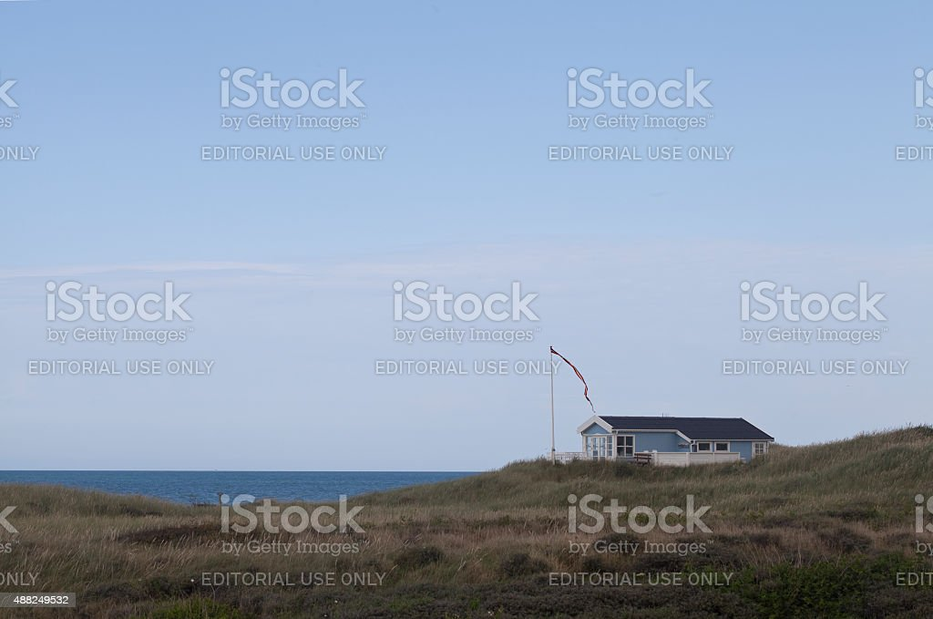 Cliff Top stock photo