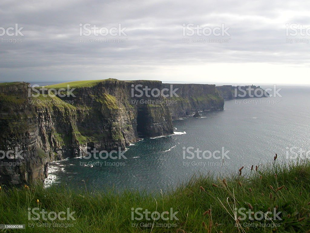 cliffs of amazement royalty-free stock photo
