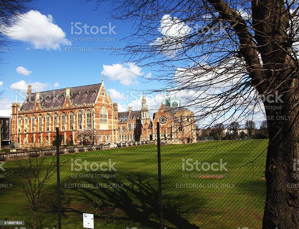 Clifton College,Bristol,England stock photo