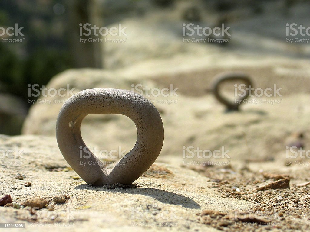 Climbing Ring Regression royalty-free stock photo