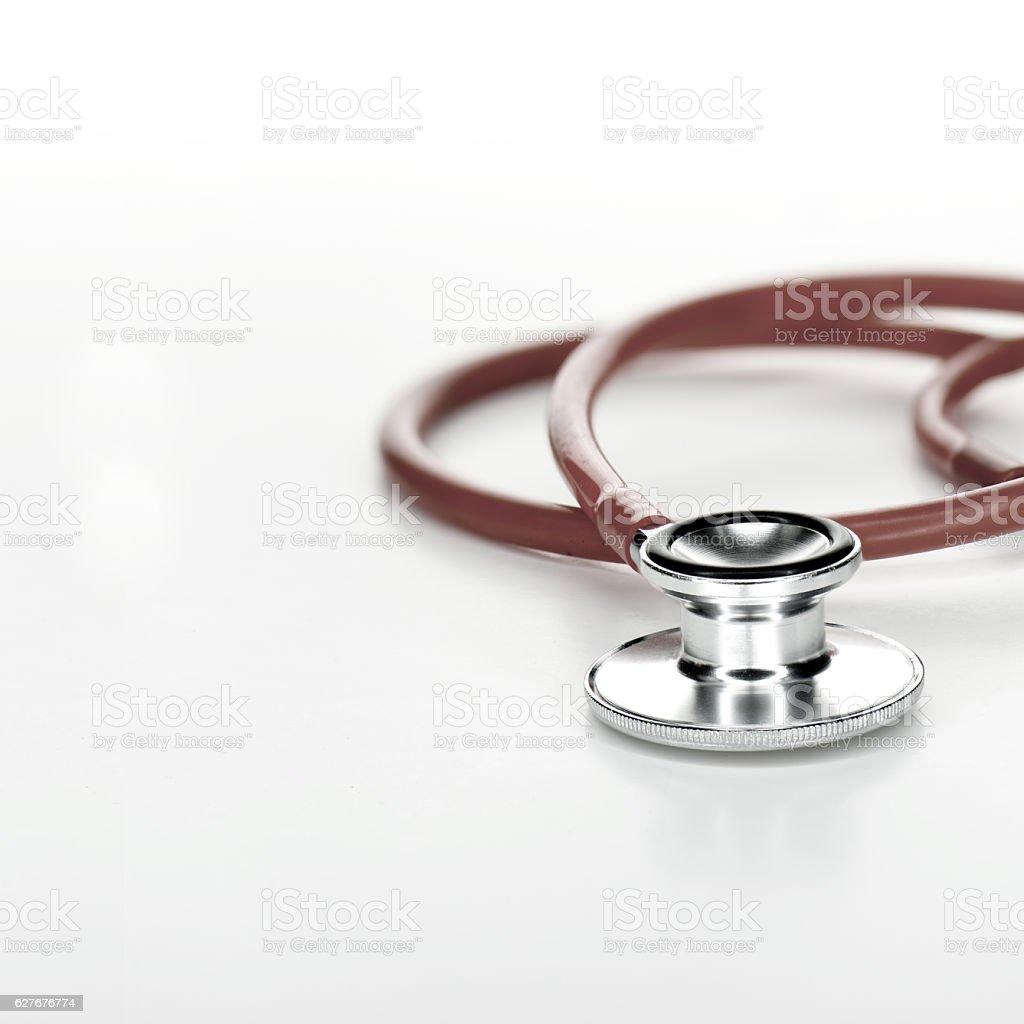 Clinical Stethoscope II stock photo