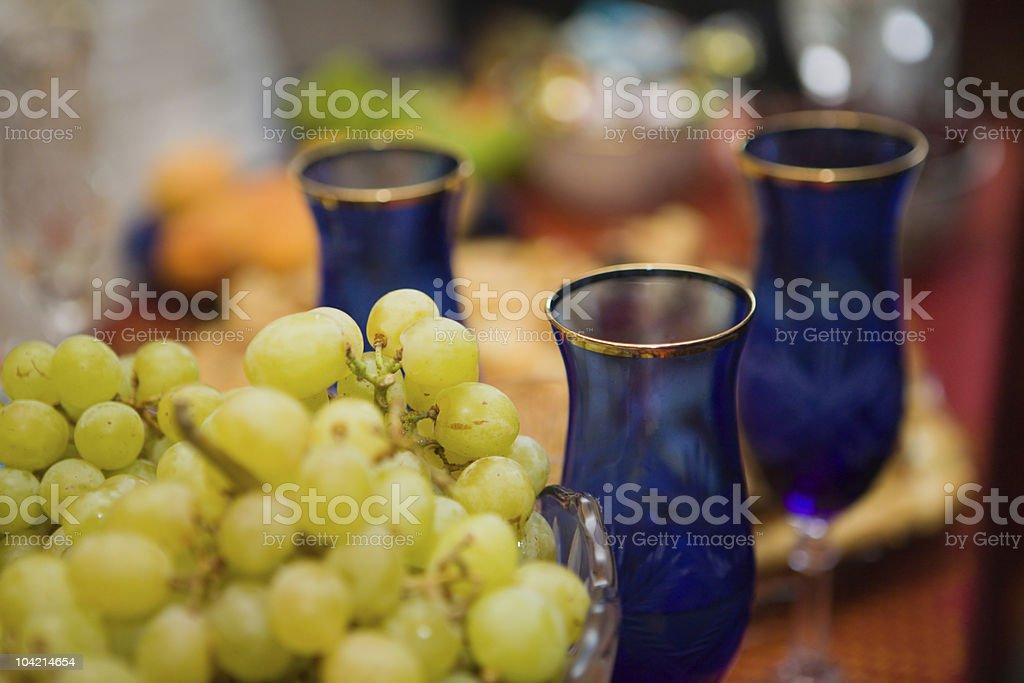 clink glasses stock photo