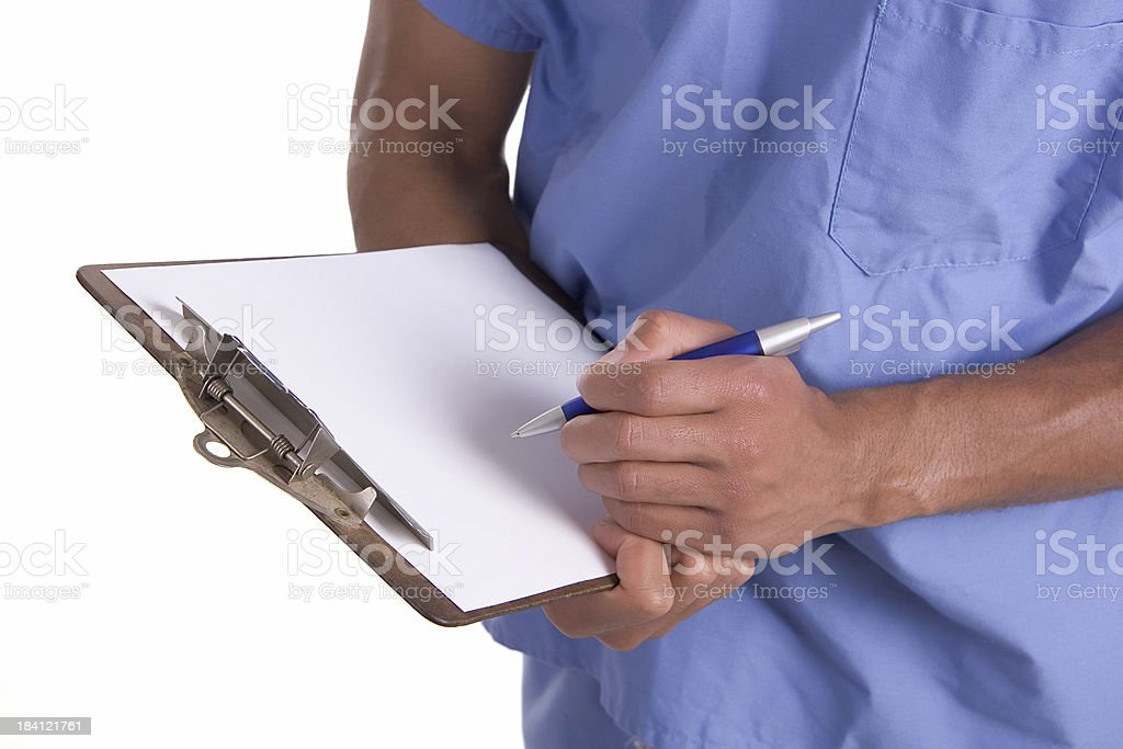 Clipboard Close 2 royalty-free stock photo