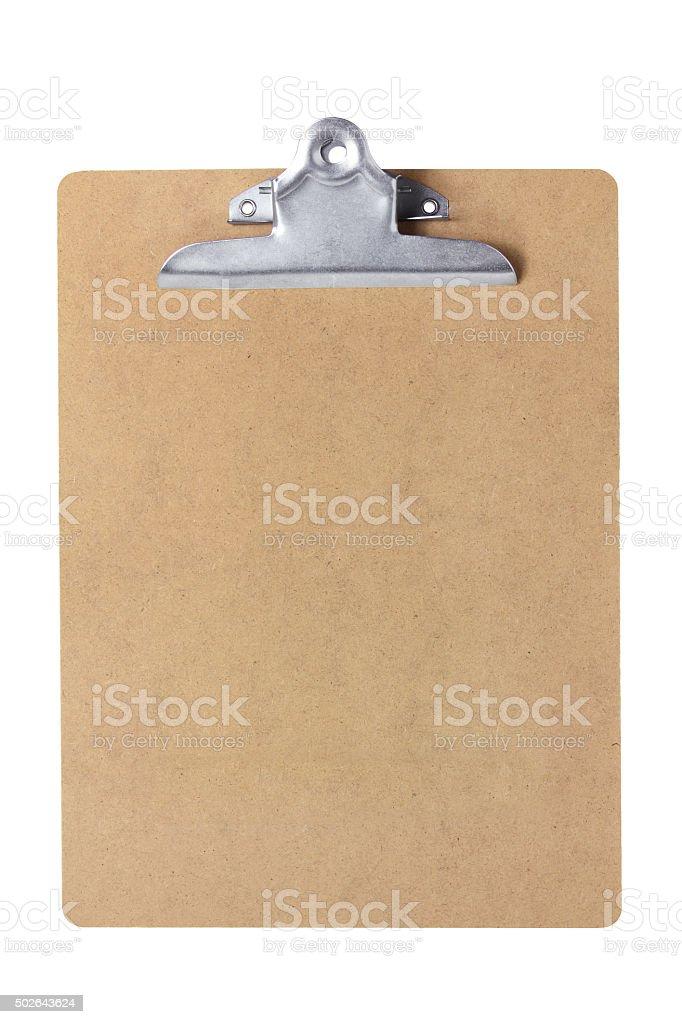 Clipboard stock photo