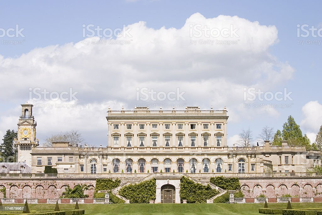 Cliveden Stately Home stock photo