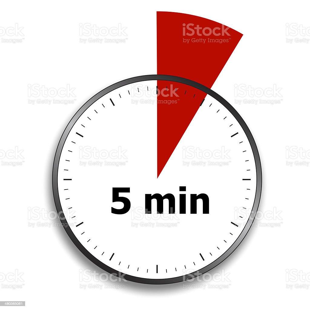 clock face stopwatch royalty-free stock photo