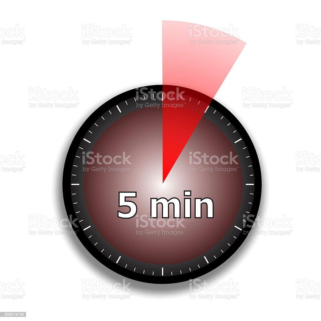 clock face stopwatch stock photo