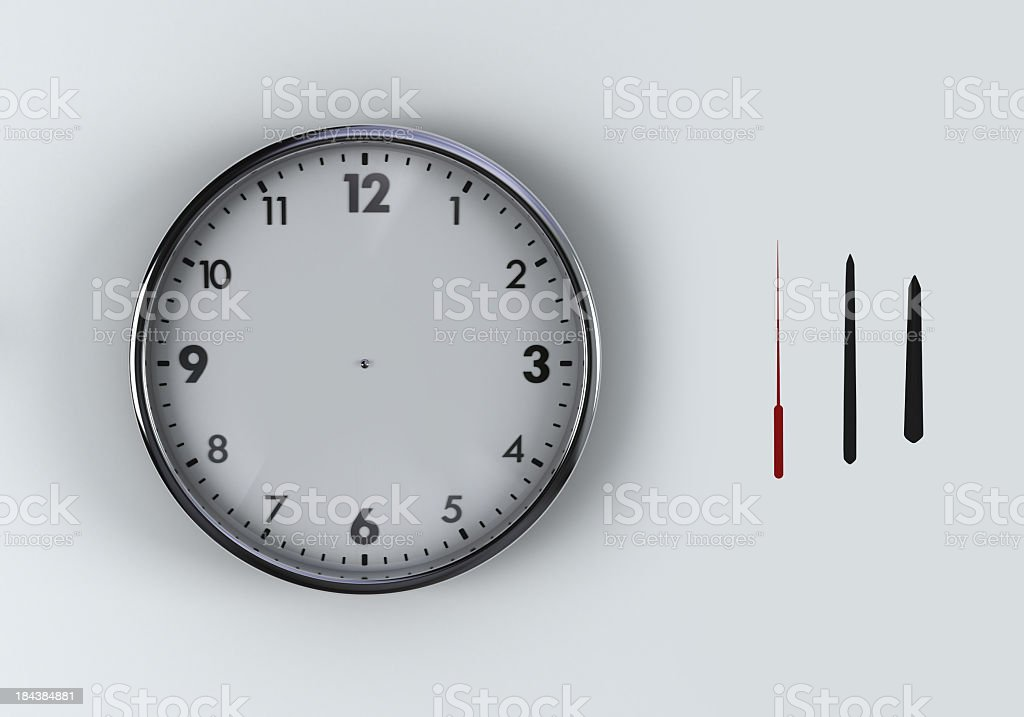 clock, set time stock photo