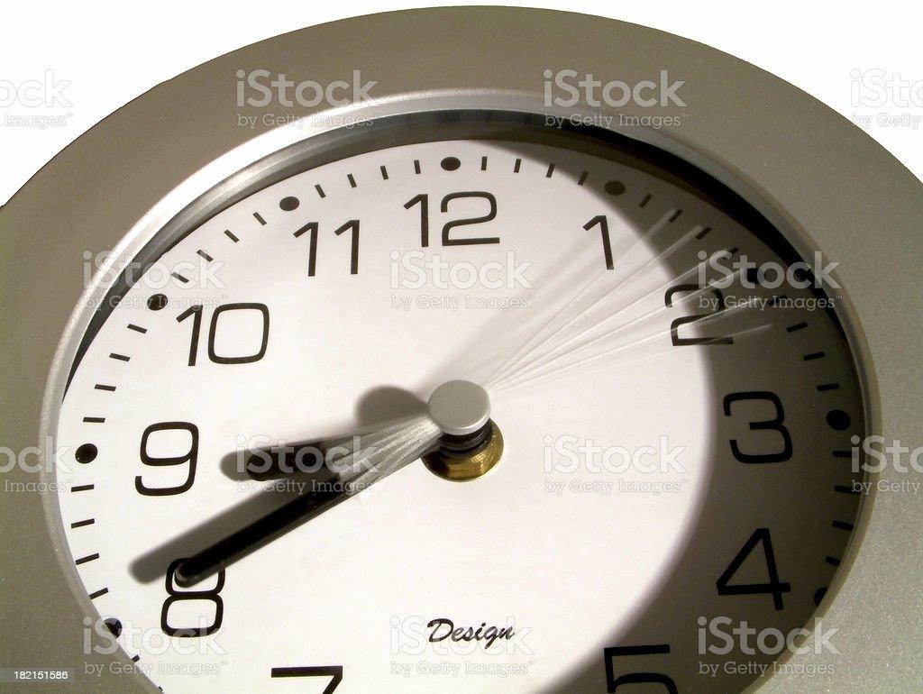 Clock - time stock photo
