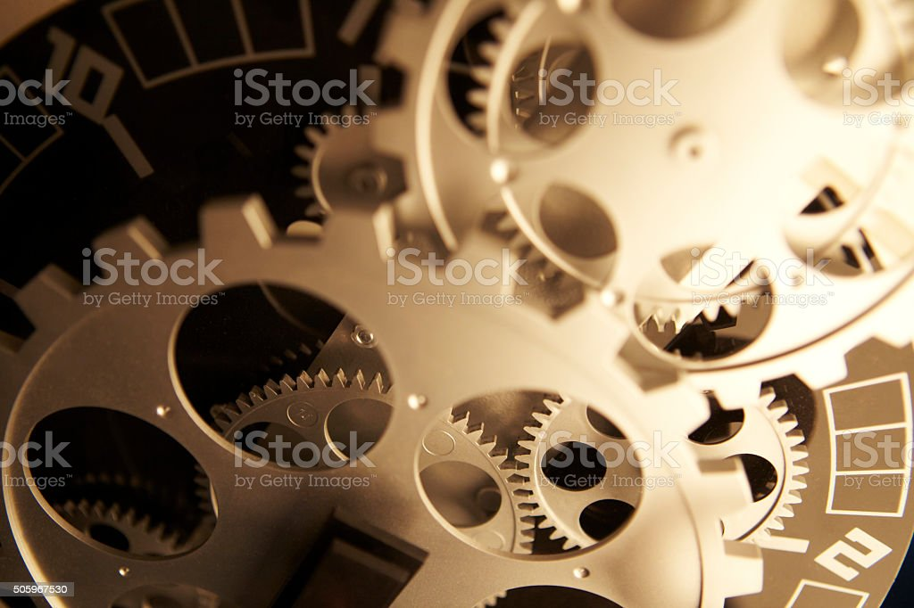 Clocks X stock photo