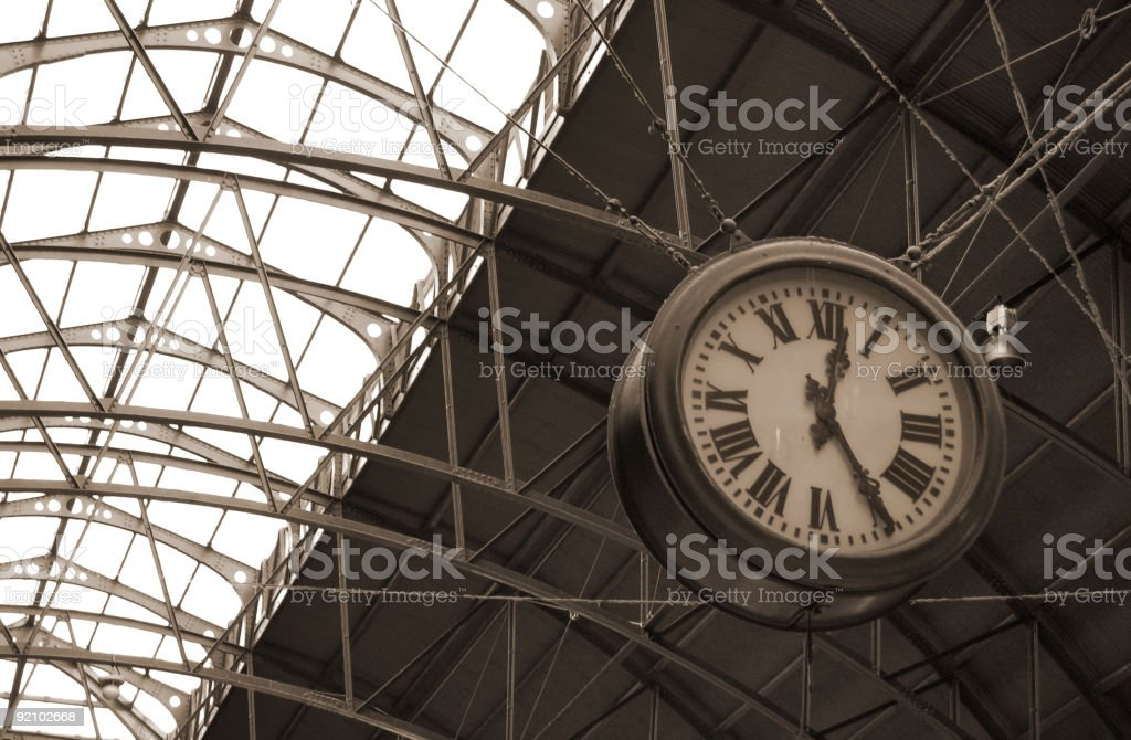 Clockwork royalty-free stock photo