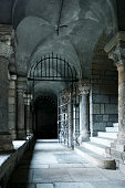Cloister in Le Puy-en-Velay - France