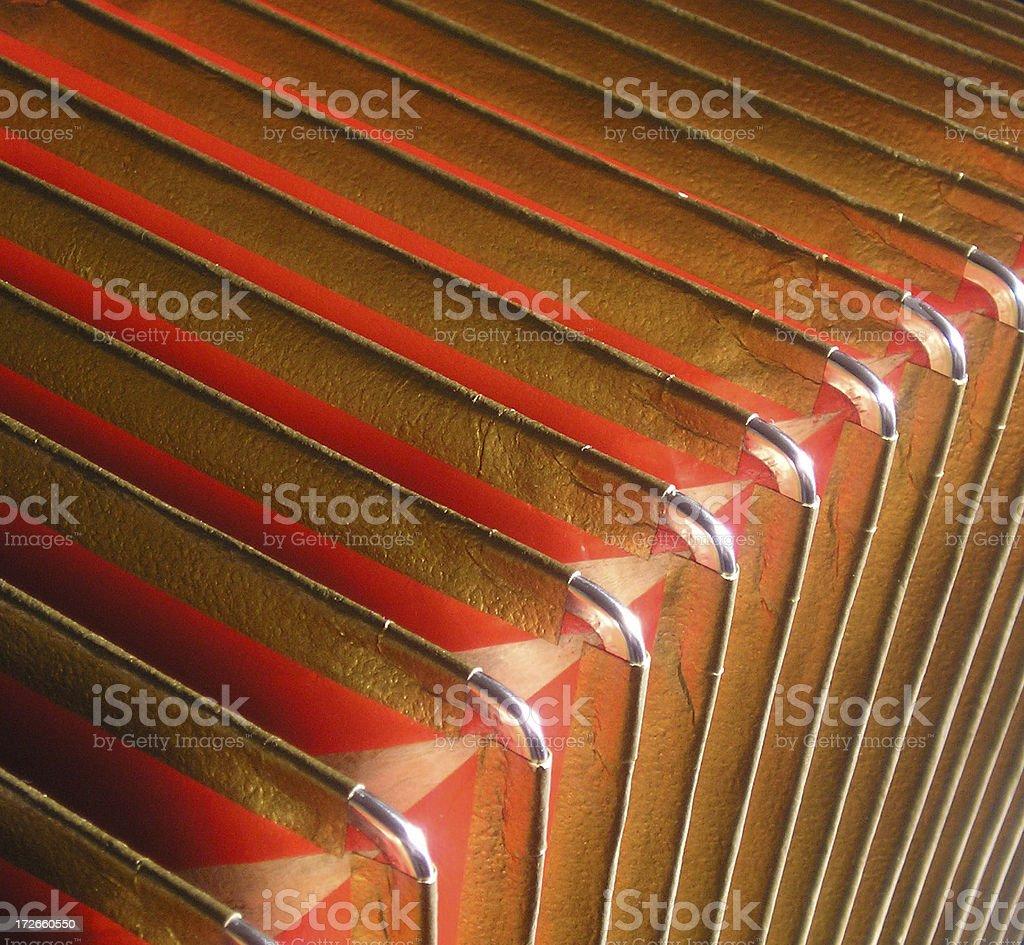 Close up accordion III royalty-free stock photo